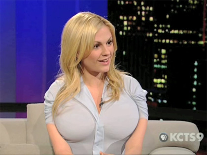 anna paquin be 2