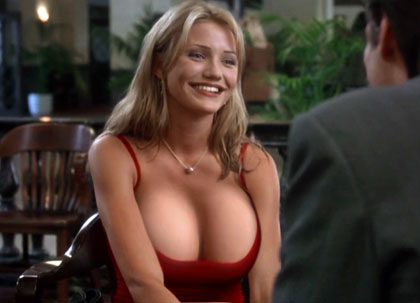 cameron diaz mask be (alternate)