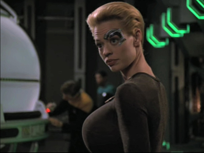 seven of nine be 5