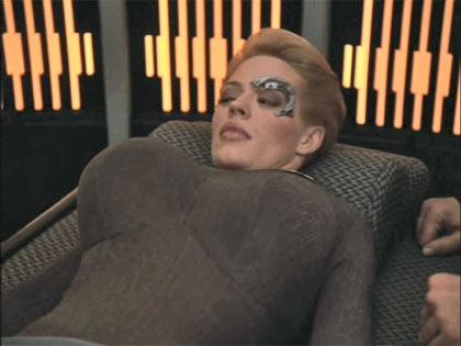 seven of nine be 4